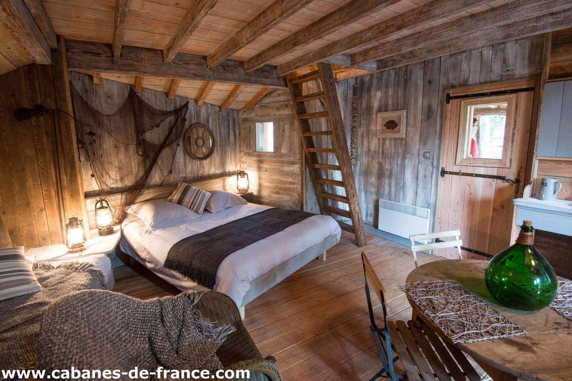 la cabane du p cheur bol d 39 air cabane au sol lodge en lorraine cabanes de france. Black Bedroom Furniture Sets. Home Design Ideas