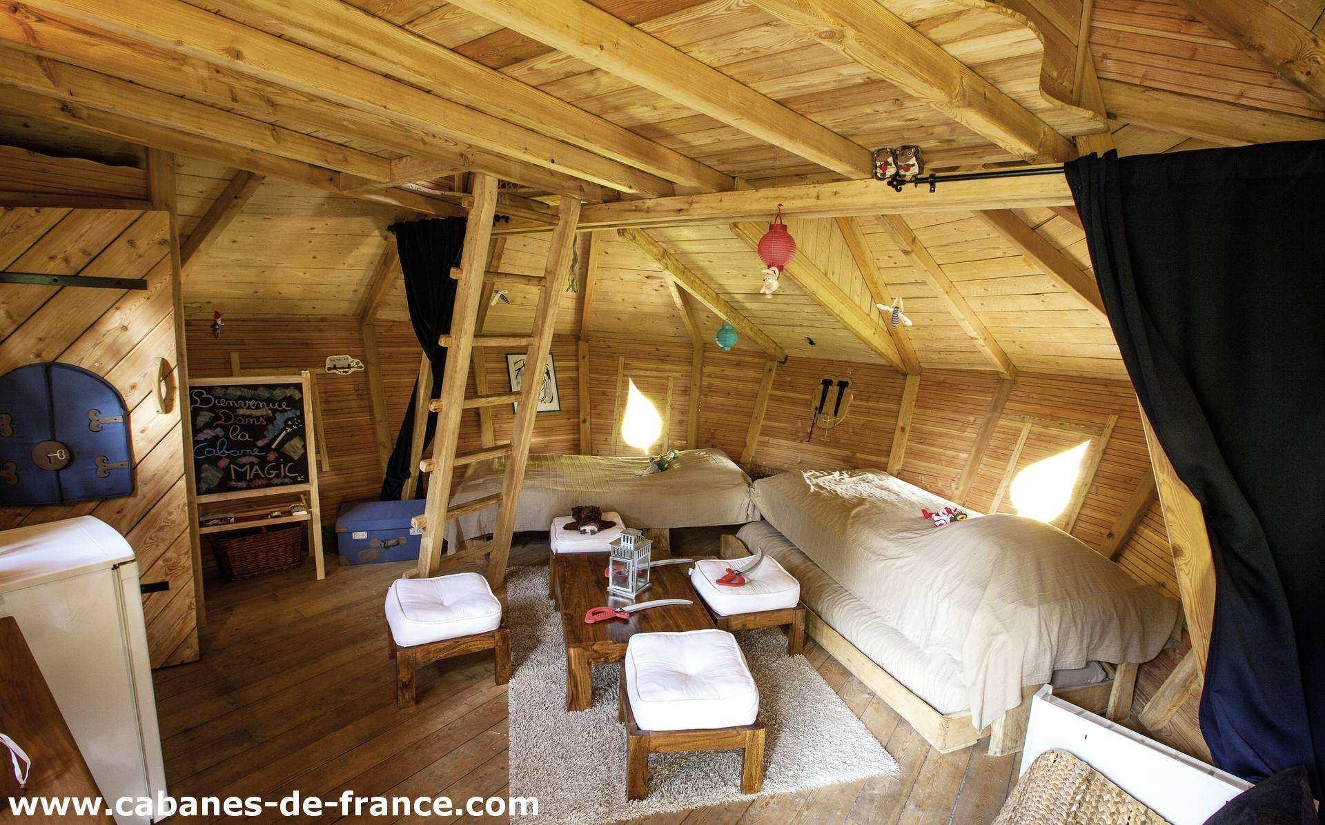 cabane magic maisons laffitte cabane sur pilotis en ile de france cabanes de france. Black Bedroom Furniture Sets. Home Design Ideas