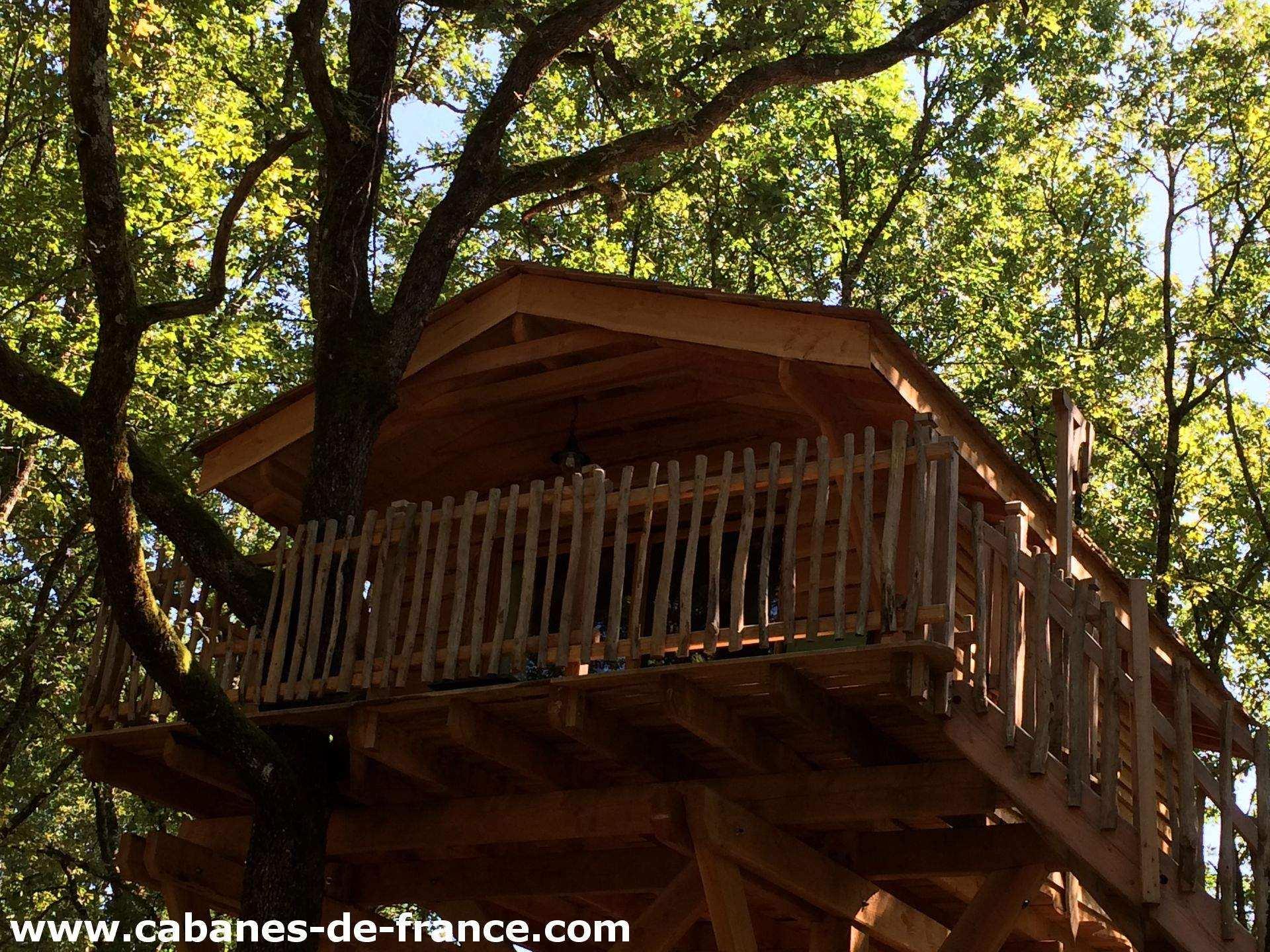La Ferme de Sirguet - Cabanes de France