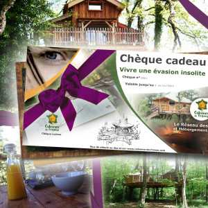 Chèque Cadeau Echappée Belle - Box Séjour Insollte