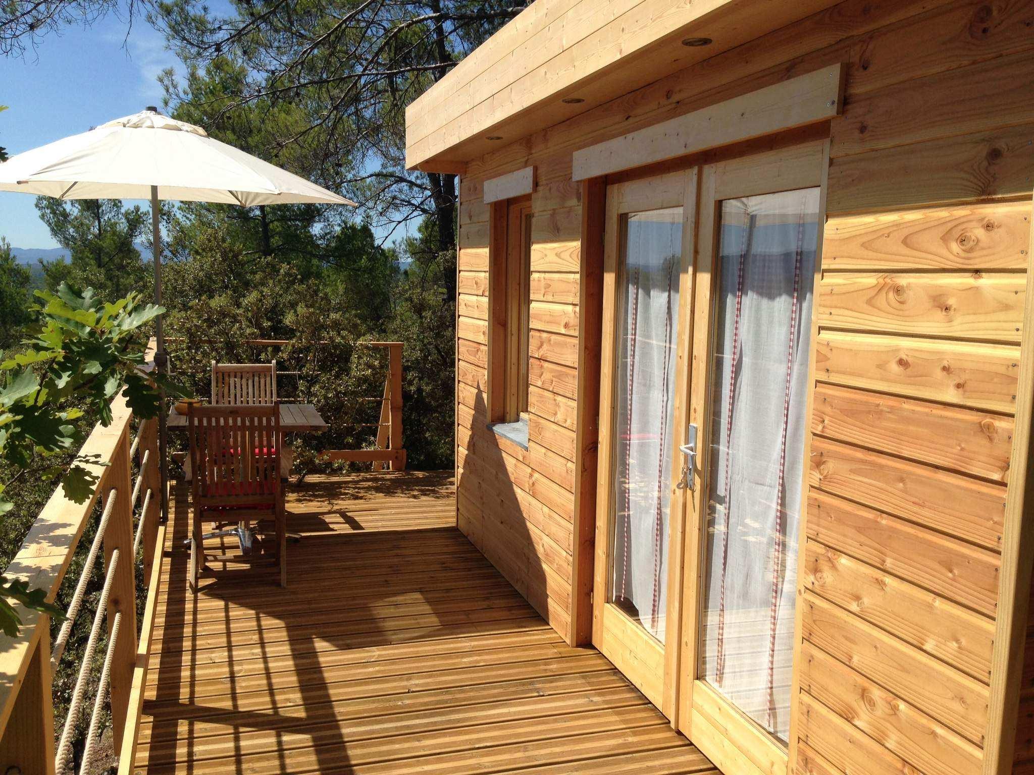 cabane dans les arbres cabane des k 39 hauts pins autre en provence alpes c te d 39 azur cabanes. Black Bedroom Furniture Sets. Home Design Ideas