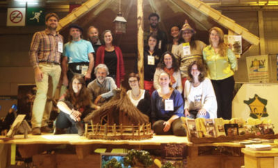 Cabanes de France était présent au Salon Mondial du Tourisme 2014
