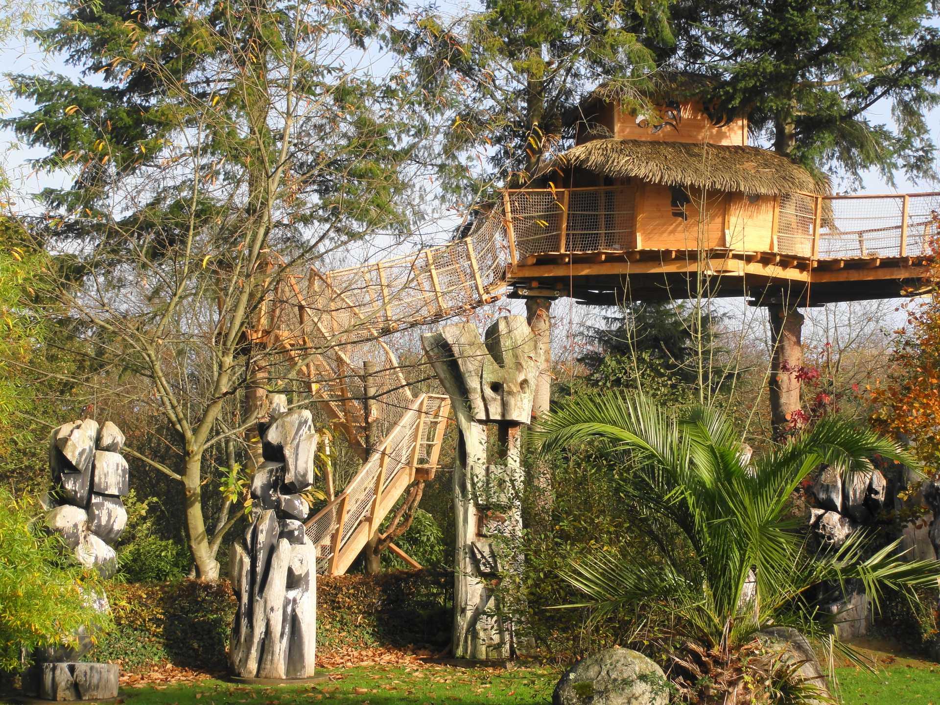 Cabanes du jardin de pierre cabanes de france for Cabanes du jardin de pierre