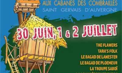 6ème Fustival Celtique aux Cabanes des Combrailles (63)